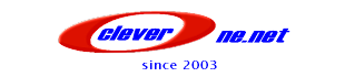 cleverOne.net - since 2003 / くればーわん ドット ねっと